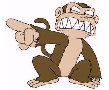 Evil Closet Monkey